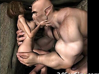 having sex, porn in 3D, sexy babes, weird and bizarre xxx movie