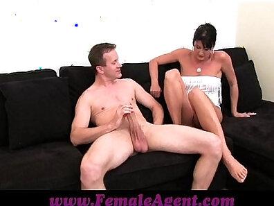 dick, fake agent, female porn xxx movie