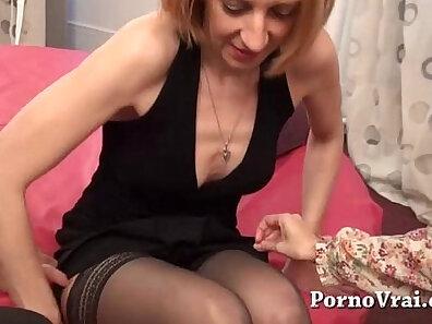 french hotties, mature women, older woman fucking xxx movie