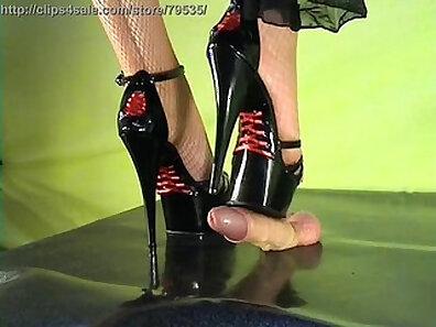 high heels fetish, wearing heels xxx movie