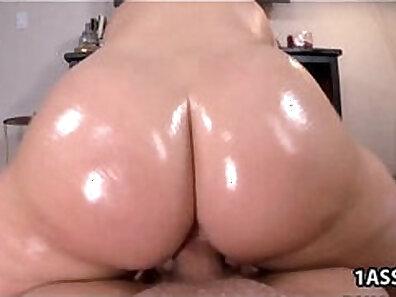 butt banging, butt penetration, giant ass, oiled xxx movie