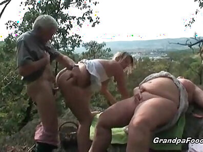 blondies, handsome grandfather, sexy babes xxx movie