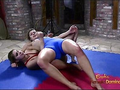 femdom fetish, testicles, wrestling sex xxx movie