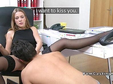 fake agent, female porn, legs spreading, licking movs, long legs xxx movie