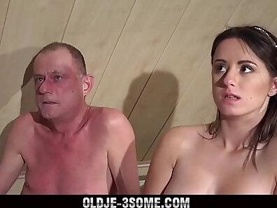 dick, fucking in HD, handsome grandfather, threesome fuck, virginity xxx movie