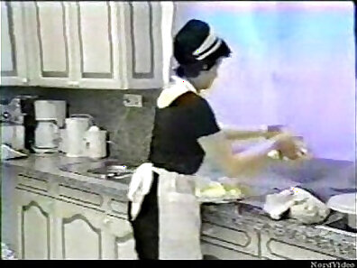 maid humping, mature women, naked women, older woman fucking, wearing heels xxx movie