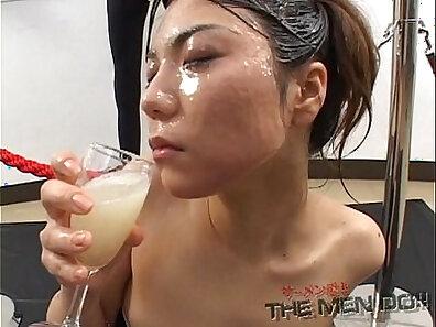 girl porn, HD bukkake, japanese models, jizz eating, lesbian sex, no censorship, sperm swallowing xxx movie