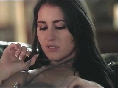 brunette girls, cock sucking, cowgirl position, fantastic fuck, lesbian sex xxx movie