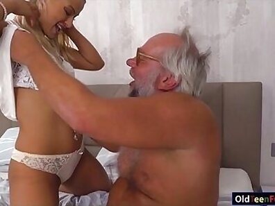 butt banging, cum videos, finger fucking, french kissing, handsome grandfather, jerking instructions, jerking off xxx movie