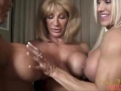bodybuilder porn, clitoris xxx movie