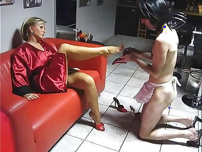 femdom fetish, hot babes, long legs, sexy lady xxx movie