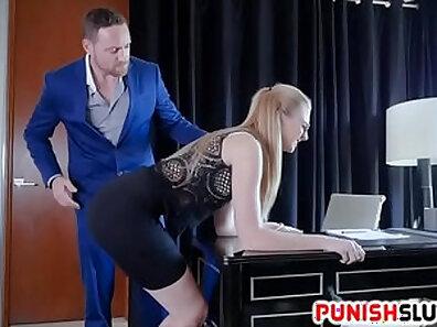 boss and secretary, sexual punishment xxx movie