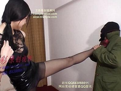 chinese babes, femdom fetish xxx movie